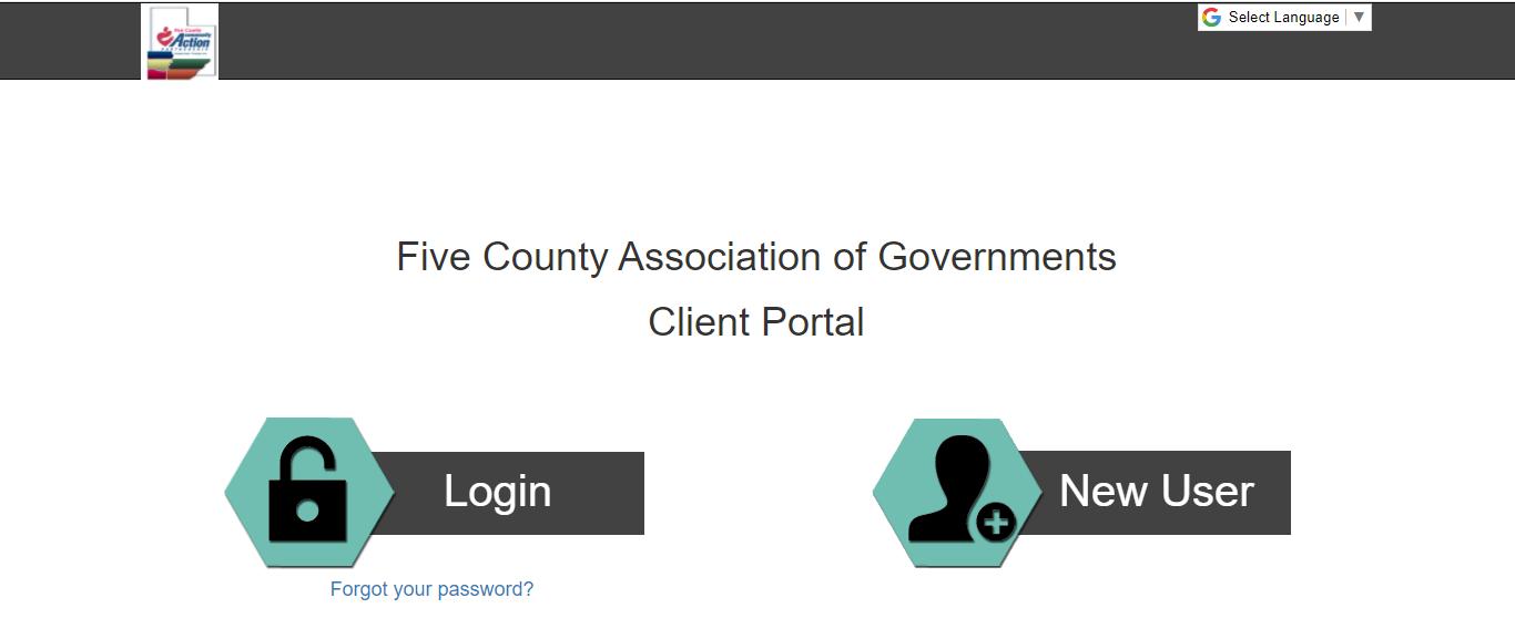 CAP60 Kiosk 11 - Five County Portal